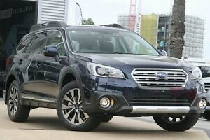 2016 Subaru Outback MY16 3.6R Quartz Blue Continuous Variable Wagon Rosebery Inner Sydney Preview