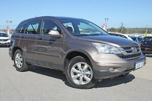 2012 Honda CR-V RE MY2011 4WD Grey 5 Speed Automatic Wagon Pearsall Wanneroo Area Preview