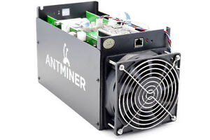 Antminer S5 Bitcoin Miner w/850W PSU