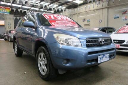 2006 Toyota RAV4 ACA33R CV (4x4) 4 Speed Automatic Wagon Mordialloc Kingston Area Preview