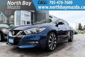 2016 Nissan Maxima SR BEST PRICED IN CANADA - WINTER TIRES INCLU