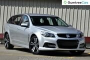 2015 Holden Commodore VF MY15 SV6 Sportwagon Storm Silver 6 Speed Sports Automatic Wagon Liverpool Liverpool Area Preview