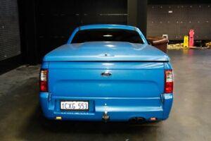 2008 Ford Falcon FG XR6 Ute Super Cab Turbo Blue 6 Speed Sports Automatic Utility
