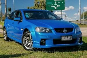 2011 Holden Commodore VE II SV6 Blue 6 Speed Sports Automatic Sedan Springwood Logan Area Preview