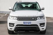 2014 Land Rover Range Rover Sport L494 15.5MY TdV6 CommandShift SE White 8 Speed Sports Automatic Maddington Gosnells Area Preview