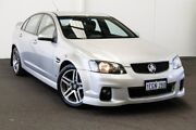 2013 Holden Commodore VE II MY12.5 SV6 Z-Series Silver 6 Speed Automatic Sedan Rockingham Rockingham Area Preview