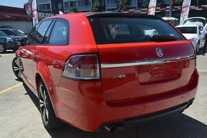 2015 Holden Commodore VF MY15 SV6 Storm Red Hot 6 Speed Automatic Sportswagon Homebush Strathfield Area Preview