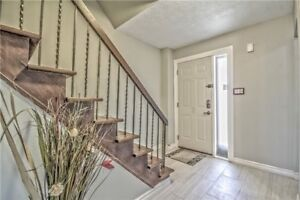 Don't Miss This Gem In The Neighbourhood. Spacious Layout!