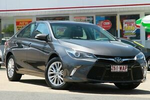 2015 Toyota Camry ASV50R Atara SL Graphite 6 Speed Sports Automatic Sedan Woolloongabba Brisbane South West Preview