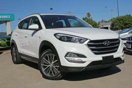 2016 Hyundai Tucson TL Active X (FWD) White 6 Speed Automatic Wagon Victoria Park Victoria Park Area Preview