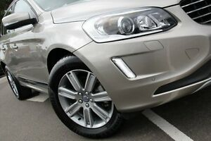 2015 Volvo XC60 DZ MY16 T5 Luxury Seashell 8 Speed Automatic Wagon Dee Why Manly Area Preview
