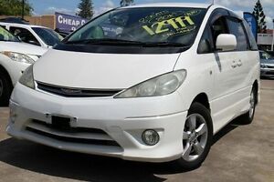 2003 Toyota Tarago ACR30R MY03 GLX White 4 Speed Automatic Wagon Greenslopes Brisbane South West Preview
