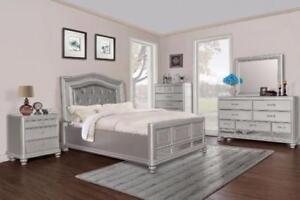 MODERN BEDROOM SET ON SALE ( ND 11)