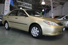 2003 Toyota Camry ACV36R Altise Gold Beige 4 Speed Automatic Sedan Victoria Park Victoria Park Area Preview