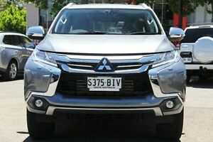 2015 Mitsubishi Pajero Sport QE MY16 Exceed Grey 8 Speed Sports Automatic Wagon Hillcrest Port Adelaide Area Preview