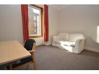 Bright and spacious 1 bedroom flat with modern décor in Leith available November - NO FEES