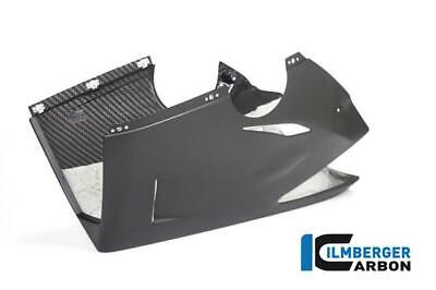Ilmberger RACING Matt Carbon Bellypan For Akrapovic Ducati Panigale V4 2018