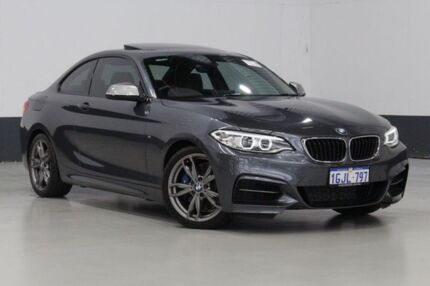2014 BMW M235i F22 Grey 8 Speed Automatic Coupe