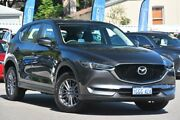 2017 Mazda CX-5 KF4W2A Touring SKYACTIV-Drive i-ACTIV AWD Grey 6 Speed Sports Automatic Wagon Bayswater Bayswater Area Preview