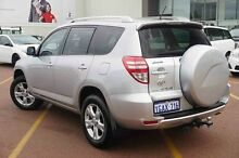 2011 Toyota RAV4 ACA38R MY11 Altitude 4x2 Silver 5 Speed Automatic Wagon Balcatta Stirling Area Preview