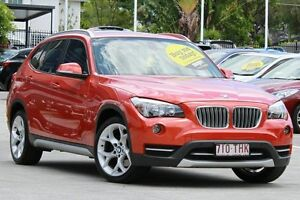 2012 BMW X1 E84 LCI sDrive20i Steptronic Orange 8 Speed Sports Automatic Wagon Toowong Brisbane North West Preview