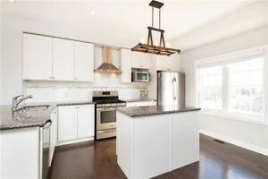 Stunning Executive End Unit Townhouse In Caledon