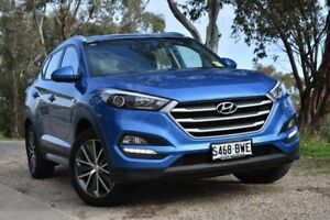 2016 Hyundai Tucson TL Active X 2WD Blue 6 Speed Sports Automatic Wagon St Marys Mitcham Area Preview