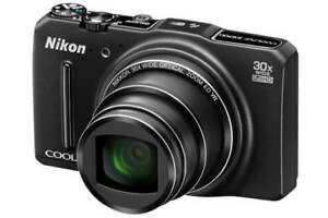Nikon Coolpix S9700 - Used Once