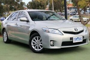 2011 Toyota Camry AHV40R MY10 Hybrid Silver 1 Speed Constant Variable Sedan Hybrid Berwick Casey Area Preview
