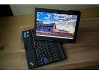 lenovo i7 touchscreen tablet/laptop