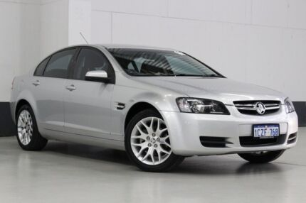 2008 Holden Commodore VE MY09 Omega 60th Anniversary Silver 4 Speed Automatic Sedan Bentley Canning Area Preview
