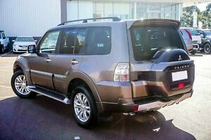 2015 Mitsubishi Pajero NX MY15 GLX Brown 5 Speed Sports Automatic Wagon Westminster Stirling Area Preview