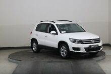 2011 Volkswagen Tiguan 5NC MY11 125 TSI White 6 Speed Manual Wagon Smithfield Parramatta Area Preview
