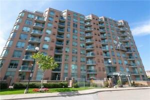 LAKESHORE & PARKLAWN. 1 BEDROOM + DEN. WALK TO THE LAKE .....