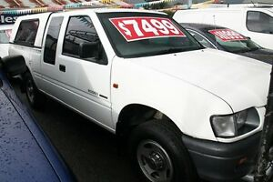 1999 Holden Rodeo TFR9 LX White 4 Speed Automatic Briar Hill Banyule Area Preview