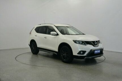 2016 Nissan X-Trail T32 ST-L X-tronic 2WD N-SPORT Black White 7 Speed Constant Variable Wagon Victoria Park Victoria Park Area Preview