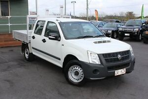 2008 Holden Rodeo RA MY08 LX Crew Cab White 5 Speed Manual Utility Wakerley Brisbane South East Preview