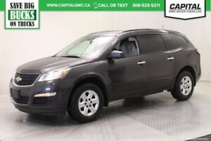 2015 Chevrolet Traverse LS AWD *Back Up Camera-3rd Row Seating*