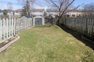 House for rent in Ajax close to 401 Kingston Salem