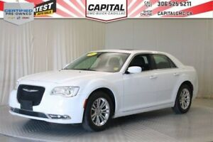 2017 Chrysler 300 Touring*Leather*Sunroof*Nav*
