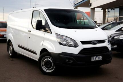 2015 Ford Transit Custom VN 330L Low Roof LWB White 6 Speed Manual Van Strathmore Heights Moonee Valley Preview
