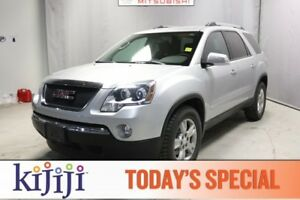 2011 GMC Acadia 4WD SLE-2 Rear DVD,  Back-up Cam,  Bluetooth,  A