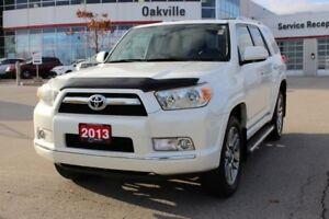 2013 Toyota 4Runner Limited w/ Navigation & Bluetooth
