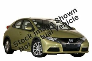 2013 Honda Civic 9th Gen MY13 VTi-S Green 5 Speed Sports Automatic Hatchback Victoria Park Victoria Park Area Preview