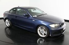 2010 BMW 135I E82 MY10 Sport Steptronic Blue 6 Speed Sports Automatic Coupe Victoria Park Victoria Park Area Preview