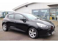 RENAULT CLIO 1.1 PLAY 16V 5d 73 BHP - 360 SPIN ON WEBSITE (black) 2015