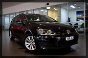 2015 Volkswagen Golf VII MY15 90TSI DSG Comfortline Black 7 Speed Sports Automatic Dual Clutch Wagon Hoppers Crossing Wyndham Area Preview