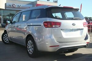 2015 Kia Carnival YP MY15 S Silver 6 Speed Automatic Wagon Waitara Hornsby Area Preview