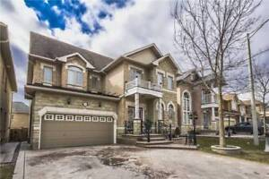 Beautiful 4+1Br Detached House * Mavis/Steeles/407 *Fin Basement