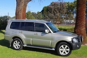 2008 Mitsubishi Pajero NS 25th Anniversary Gold 5 Speed Sports Automatic Wagon Leederville Vincent Area Preview
